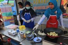 cuisinier Images stock
