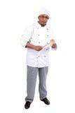 cuisinier photo stock