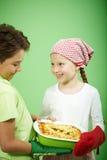 Cuisinier de jeunes images libres de droits