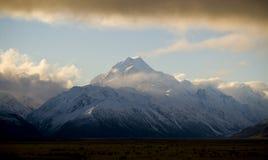 Cuisinier de Mt, Nouvelle Zélande Image libre de droits