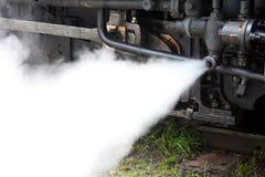Cuisson à la vapeur de la pipe Photographie stock libre de droits