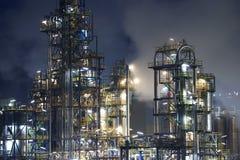 Cuisson à la vapeur de plate-forme pétrolière image libre de droits
