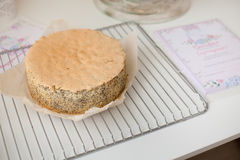 Cuisson de l'atelier de gâteau Image libre de droits