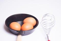 Cuisson de la préparation de repas Photo stock