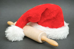 Cuisson de Noël Photo stock