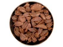 Cuisson des épices Photos stock