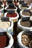 Cuisson des épices Image libre de droits