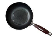 cuisson du carter d'huile de friture photos stock