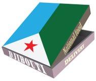 Cuisson du Djibouti Photographie stock libre de droits