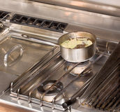 Cuisson professionaly Image stock