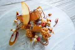 Cuit för mi för micuit för Foie grasFoie-gras royaltyfri foto