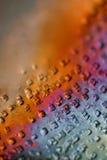 Cuivre texturisé coloré Image stock