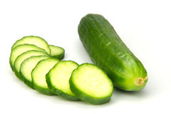 Cuke Royalty Free Stock Images