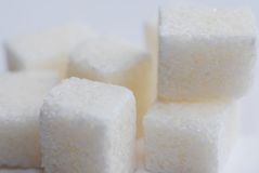 cukier Obrazy Stock