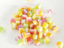 Cukier galareta Obrazy Stock