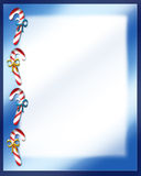 cukiereczka święta list Obrazy Royalty Free