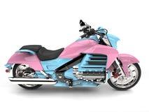 Cukierek barwiący potężny siekacza rower - wierzchołka puszka boczny widok Obraz Royalty Free