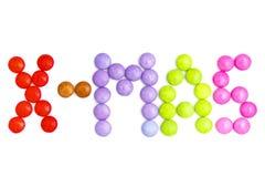cukierek barwiący Zdjęcia Royalty Free