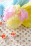 cukierek bawełna Zdjęcia Royalty Free