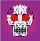 cukierek czaszka Fotografia Royalty Free