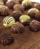 cukierek czekolada Fotografia Royalty Free