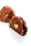 cukierek czekolada odizolowywał Fotografia Stock