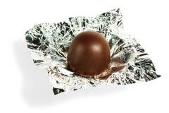 cukierek czekolada unwrappered Obraz Royalty Free