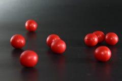 cukierek czerwień Zdjęcia Royalty Free