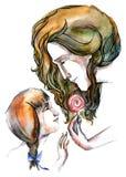 Cukierek dla dzieciaka Obrazy Royalty Free