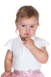 cukierek dziewczyna Zdjęcia Stock