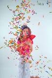 Cukierek dziewczyna Zdjęcie Royalty Free