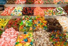 Cukierek i cukierki Obraz Stock