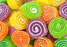 cukierek kolorowy Obrazy Stock