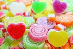cukierek kolorowy Obraz Royalty Free