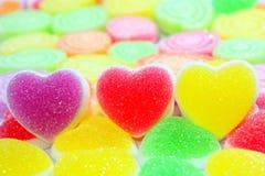 cukierek kolorowy Obrazy Royalty Free