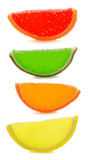 cukierek owoc Obraz Royalty Free