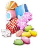cukierek s Zdjęcie Stock