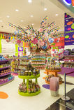 Cukierek sklepowy Dubaj Fotografia Stock