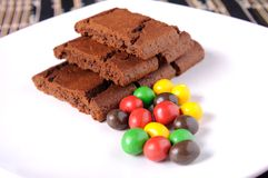 cukierków balowi ciastka Obraz Stock