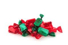 cukierków boże narodzenia obrazy stock