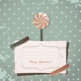 cukierków boże narodzenia Zdjęcia Royalty Free