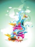 cukierków cukierki ilustracja wektor