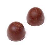 cukierków czekolady zmrok Zdjęcie Stock
