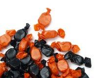 cukierków Halloween. Zdjęcia Stock