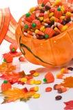 cukierków Halloween. Fotografia Royalty Free