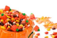 cukierków Halloween. Obrazy Royalty Free
