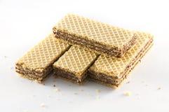 Cukierków opłatki. Fotografia Stock