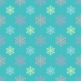 Cukierków płatki śniegu ilustracja wektor