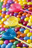 Cukierki zdjęcia stock