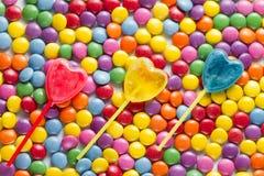 Cukierki obrazy royalty free